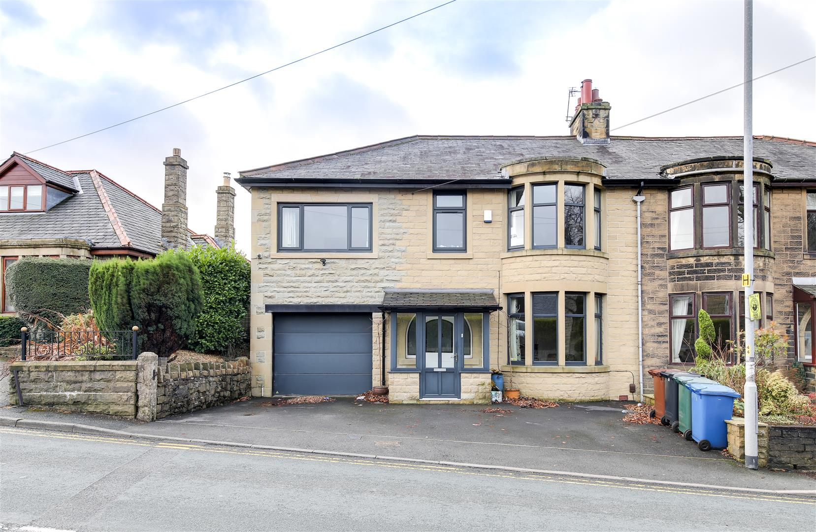 5 Bedrooms Semi Detached House for sale in Newchurch Road, Higher Cloughfold, Rossendale